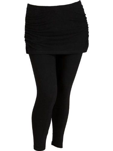 c2a08fb906 Old Navy Womens Plus Active Skirted Leggings Old Navy. $34.94 ...