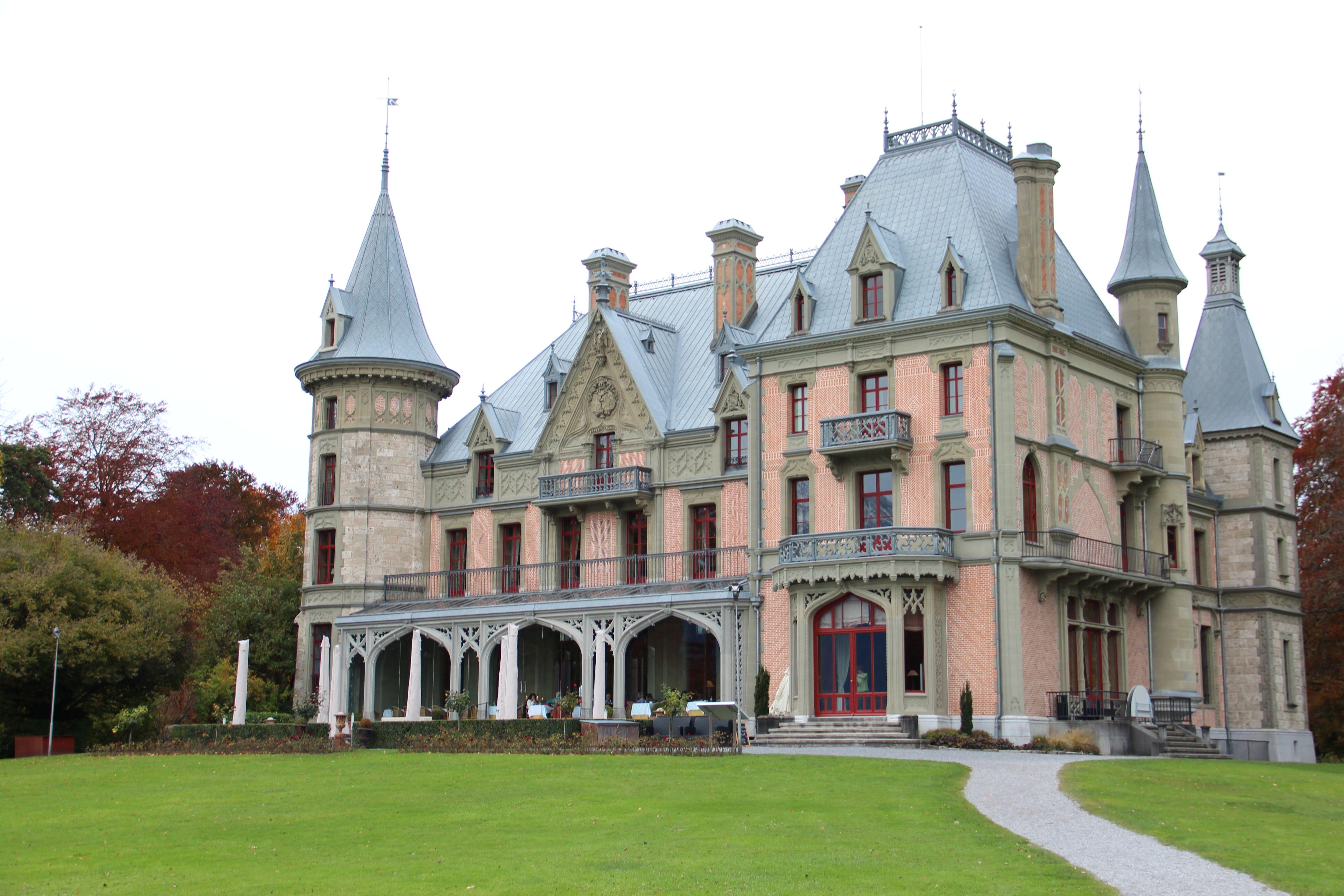 Schloss Schadow Thun Schweiz