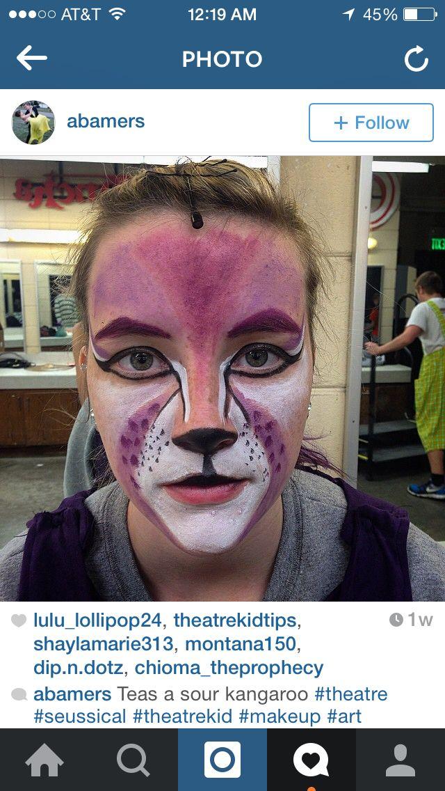 Maquillage Kangourou Facile