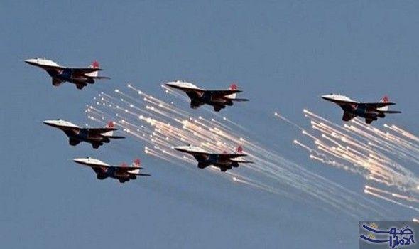 قوات التحالف العربي تستهدف الحديدة بـ 4 شن ت الطائرات الحربية