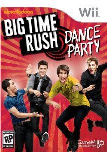 Big Time Rush Dance Party... Have and love!! has songs from the first album and elevate!!