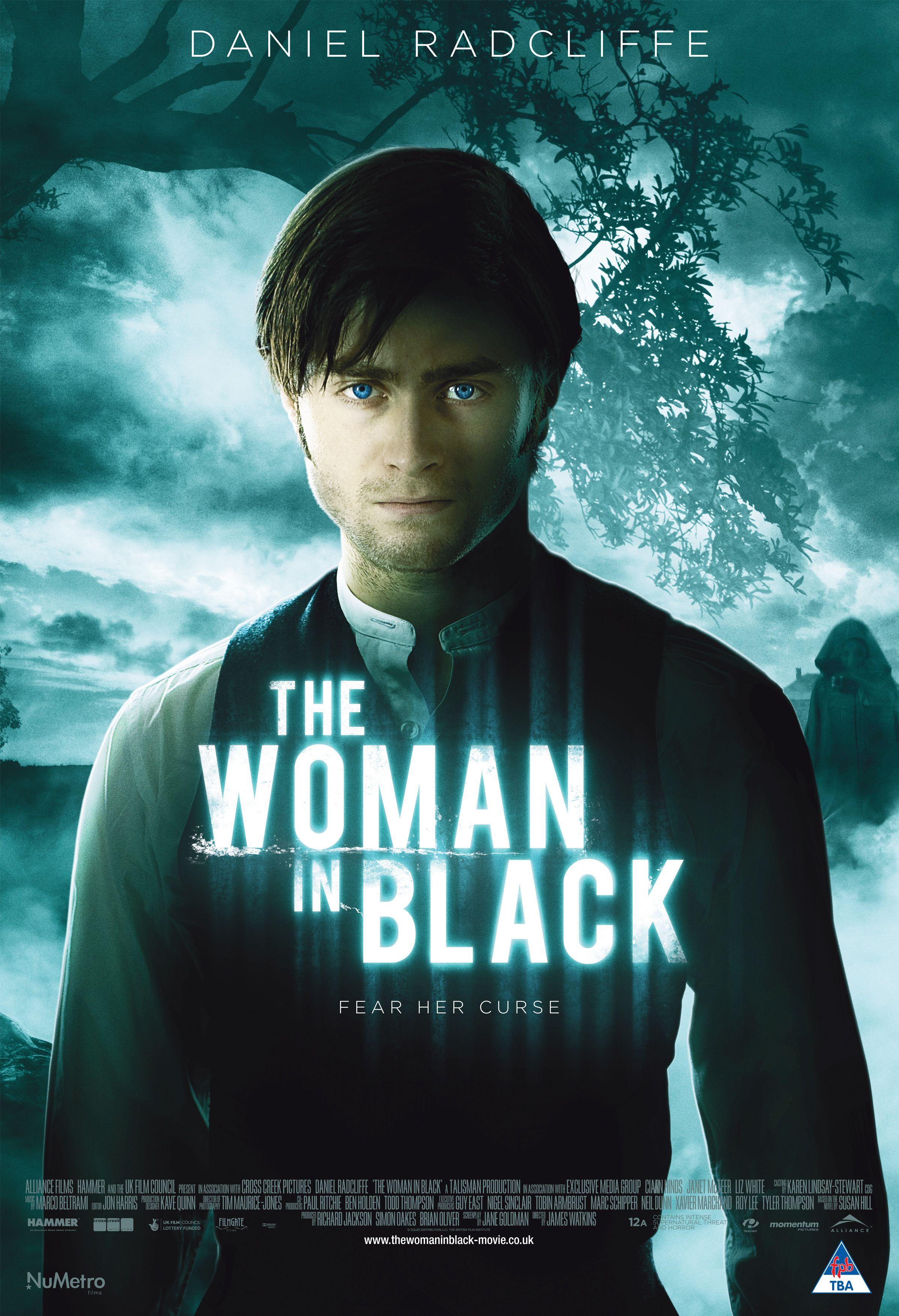 'The Woman in Black' - Daniel Radcliffe horror-thriller. Fear her curse. Ciaràn Hinds.