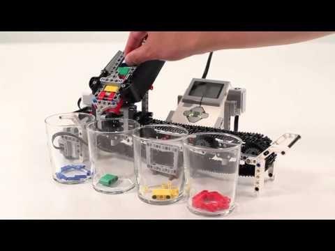 LEGO MINDSTORMS EV3- Color Sorter - YouTube | Nico lego Mindstorms ...
