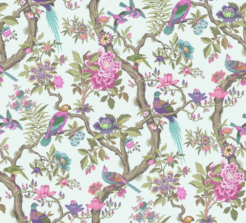 Cole son fontainebleau wallpaper wallcovering