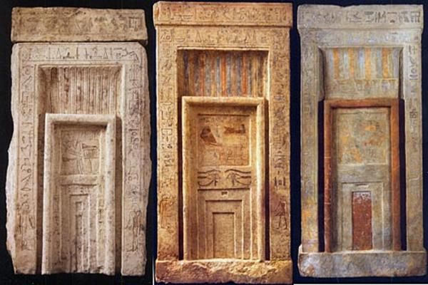 Doors of the Dead found in Egyptian tombs