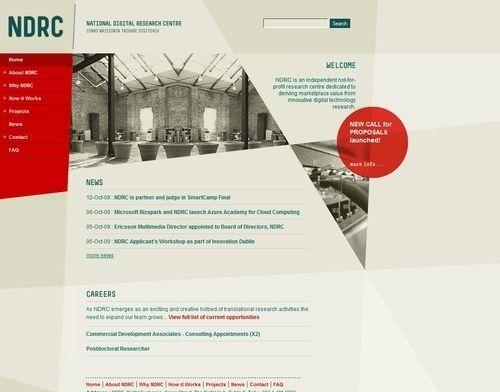 Showcase Of Web Design In Ireland Smashing Magazine Web Design Web Design User Interface Best Web Design