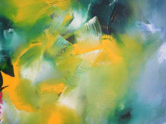 Hand embellished giclee art print on canvas. от Ellenysgallery, $69.00