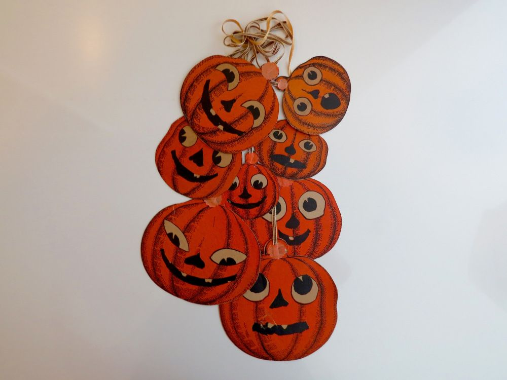 Our Private Reserve Collection Vintagehalloweencollector Com Vintage Halloween Halloween Party Items Beistle