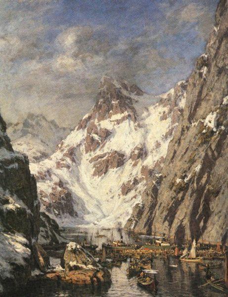 Tid & rom: 1890 - Trollfjordslaget - 6. mars