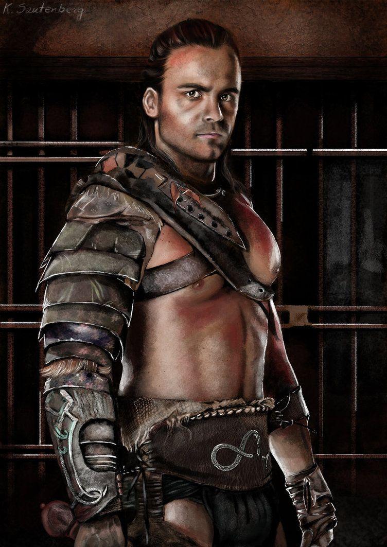 Laurence olivier spartacus quotes - Gannicus From Spartacus Gota By Karamissa On Deviantart