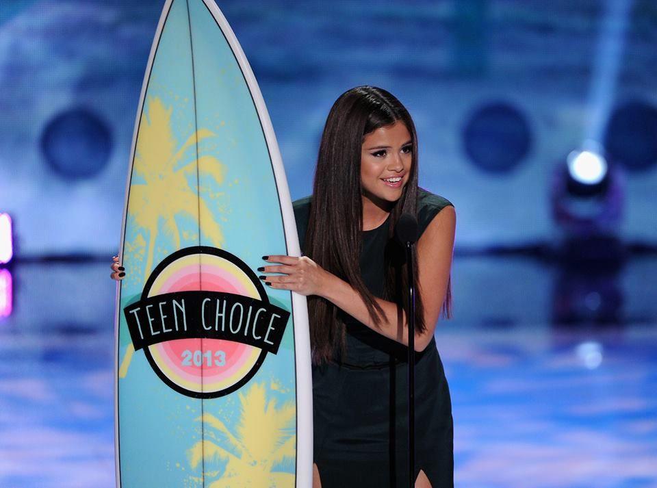 Selena Gomez -Teen Choice Awards 2013