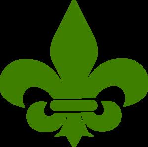 green fleur de lis 1 clip art vector online royalty free fleur de rh pinterest co uk