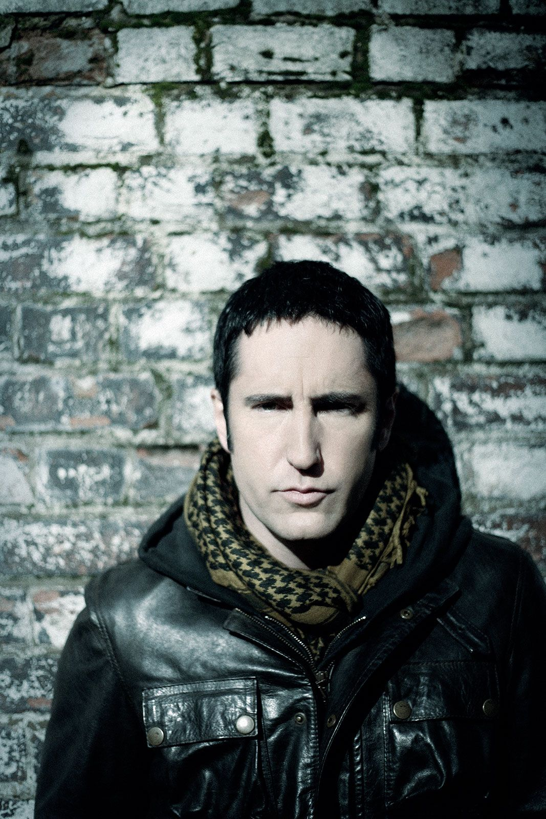 Trent Reznor, London, 2007. Promo photos by Rob Sheridan for Nine ...
