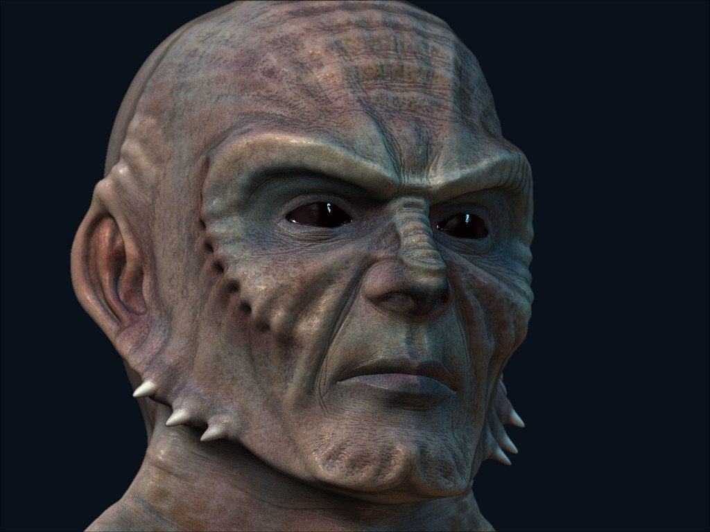 Star Trek Aliens 73