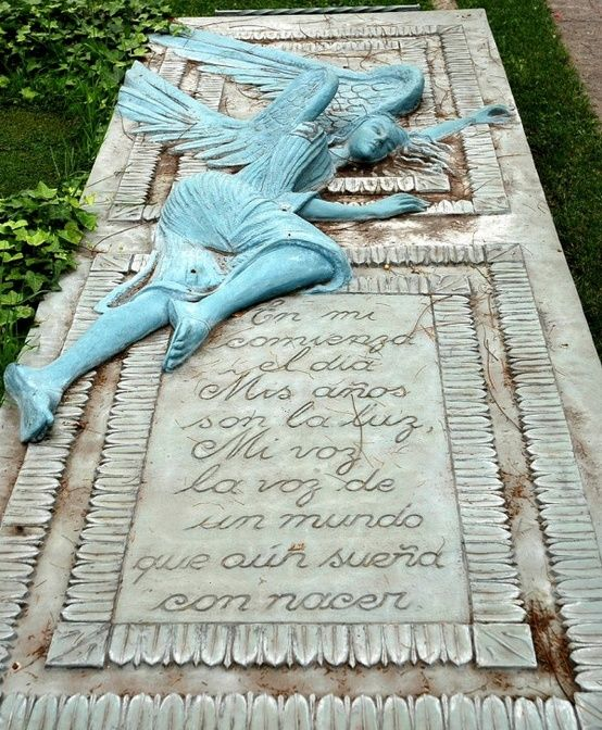 Small Angel Statues For Graves: Pin By Sue Teska On Cemetery