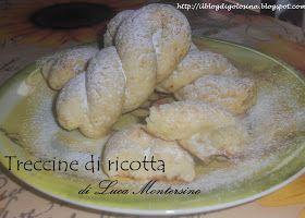 Il blog di Golosina: Treccine di ricotta di Luca Montersino