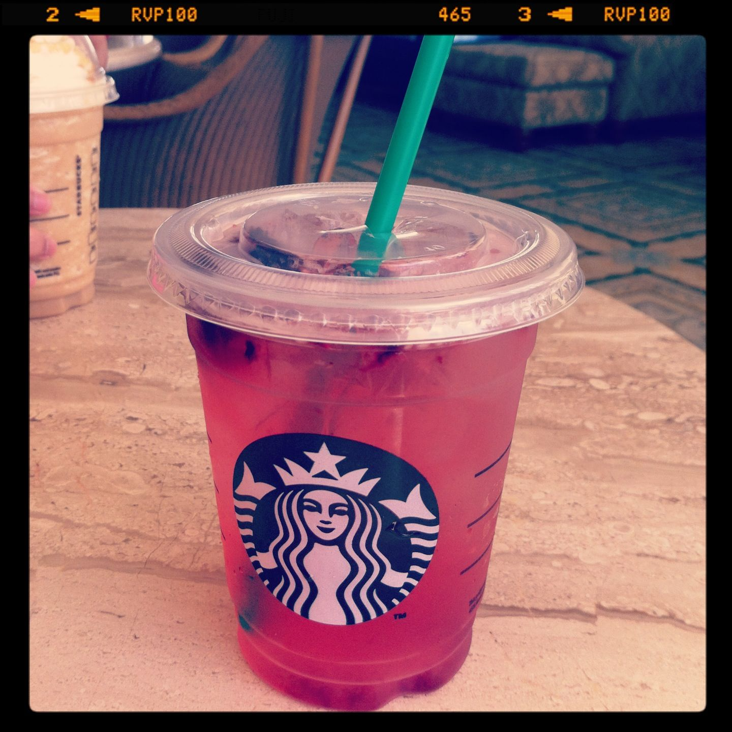 Very Berry Delicious #Starbucks #Hawaii