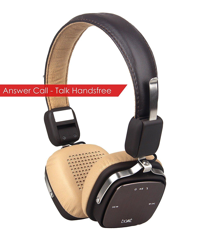 Buy Boat Rockerz 600 Bluetooth Headphones Online At Low Prices In India Amazon In Headphones Bluetooth Headphones Powerbank