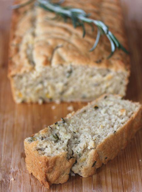 Gluten Free Rosemary Meyer Lemon Quick Bread Recipe From Food52 Quick Bread Quick Bread Recipes Bread Recipes