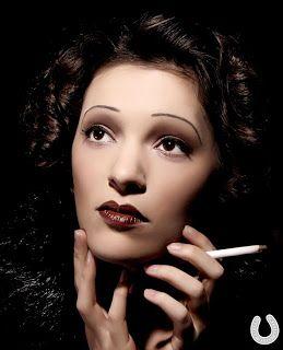 Josephine Love Hair and Makeup Artist 1930's portrait