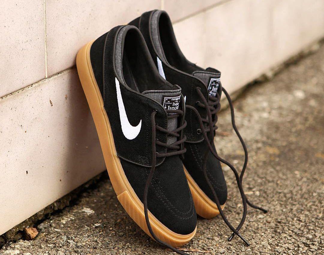 Restock Nike Sb Janoski Black White Gum Www Popname Cz Nike Sb Nike Nike Sb Janoski