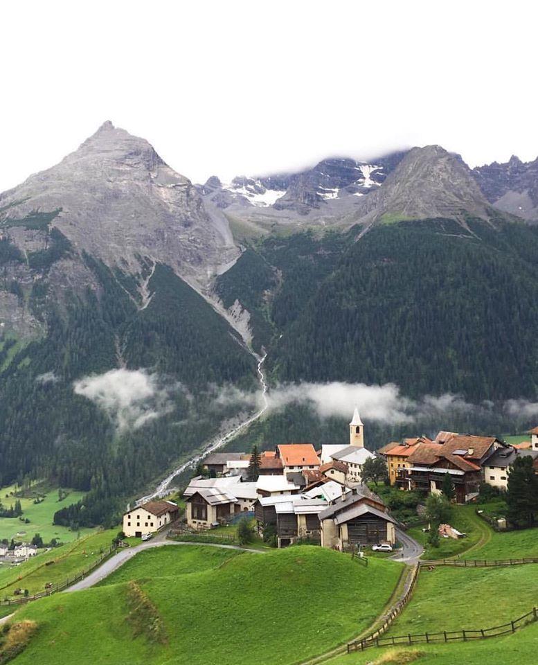 The Heidi Village - Switzerland