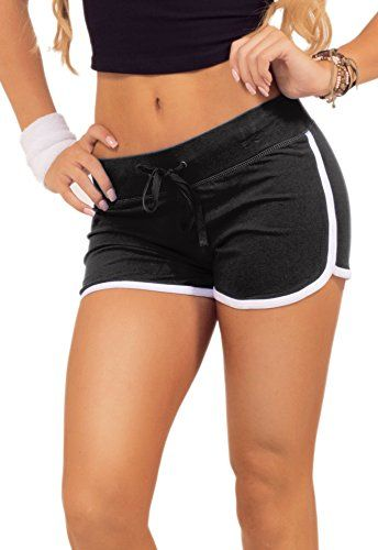 Comfortable Stretchy White Outline Adjustable Waist Active Yoga ...