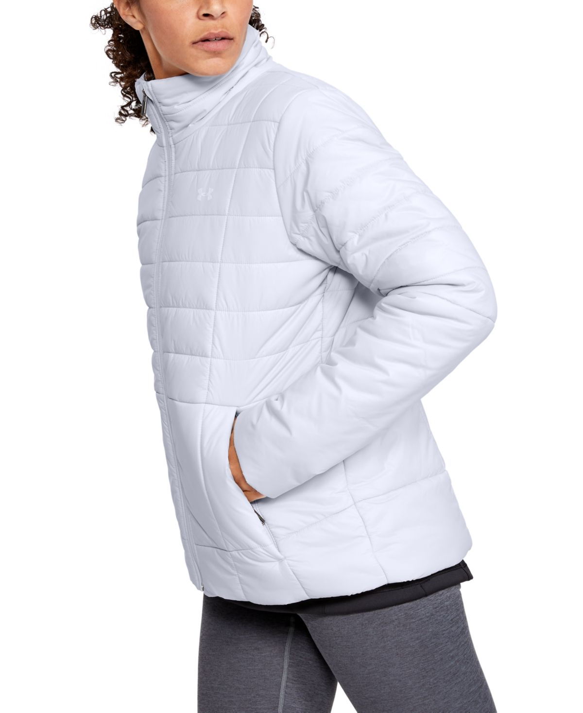 Photo of Below Armour Storm ColdGear® Insulated Jacket & Opinions – Jackets & Blazers – Ladies – Macy's