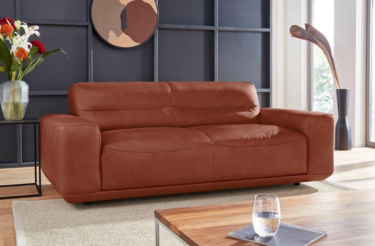 2 5 Sitzer William Wahlweise Mit Sitztiefenverstellung Breite 206 Cm Sofa Design Sofas Und Sitzen