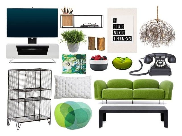 """""""Untitled #253"""" by modernandsmash ❤ liked on Polyvore featuring interior, interiors, interior design, home, home decor, interior decorating, Moooi, Kartell, Lostine and Quarto"""