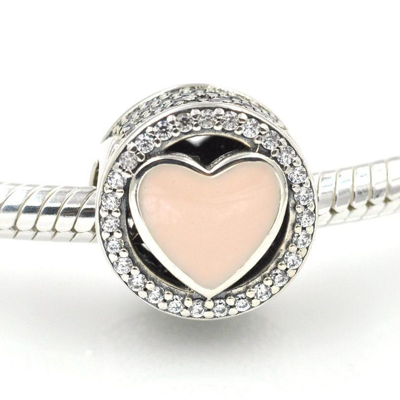 charm cuore amore pandora
