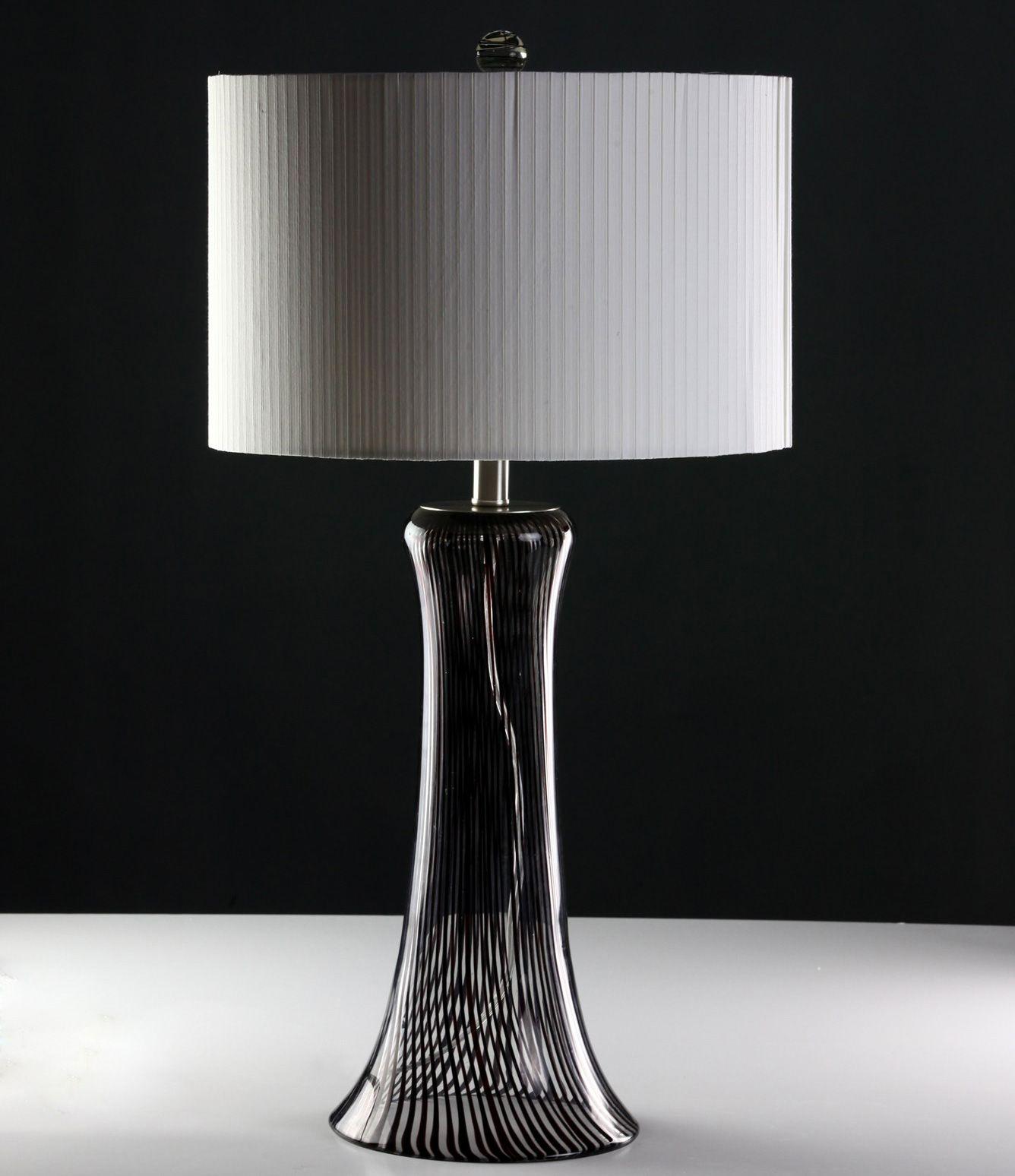 Aestheto Bs Table Lamp By Viz Glass Lamp Table Lamp Lamp Light