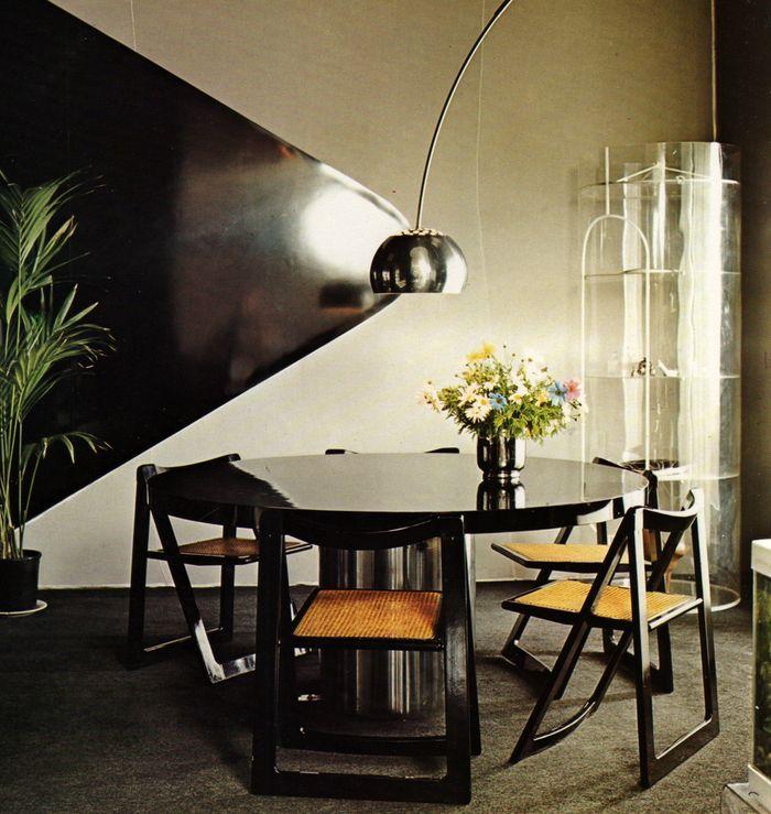 Designer aldo jacober interiors for today franco magnani for Giorgio aldo interior designs