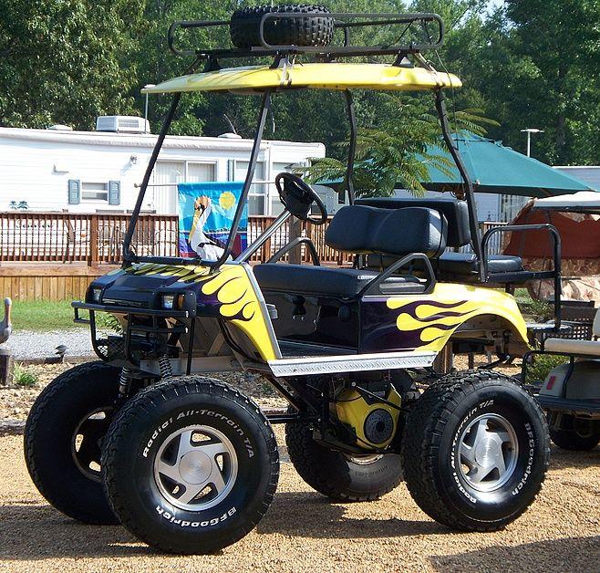 golf cart mud tires - Google Search