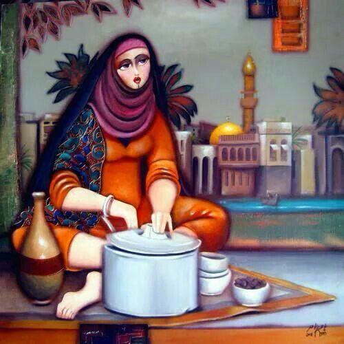 Iraqi art