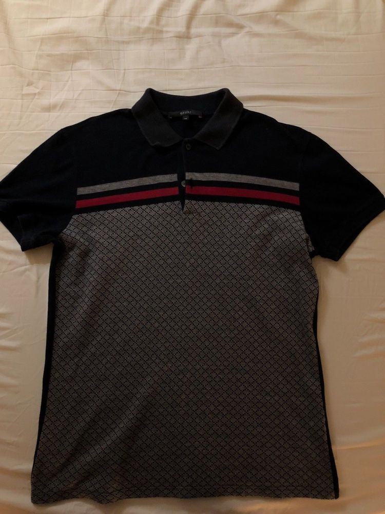 f5d7856371e Gucci Polo Shirt 100% Authentic Good condition Size M  fashion  clothing   shoes  accessories  mensclothing  shirts (ebay link)