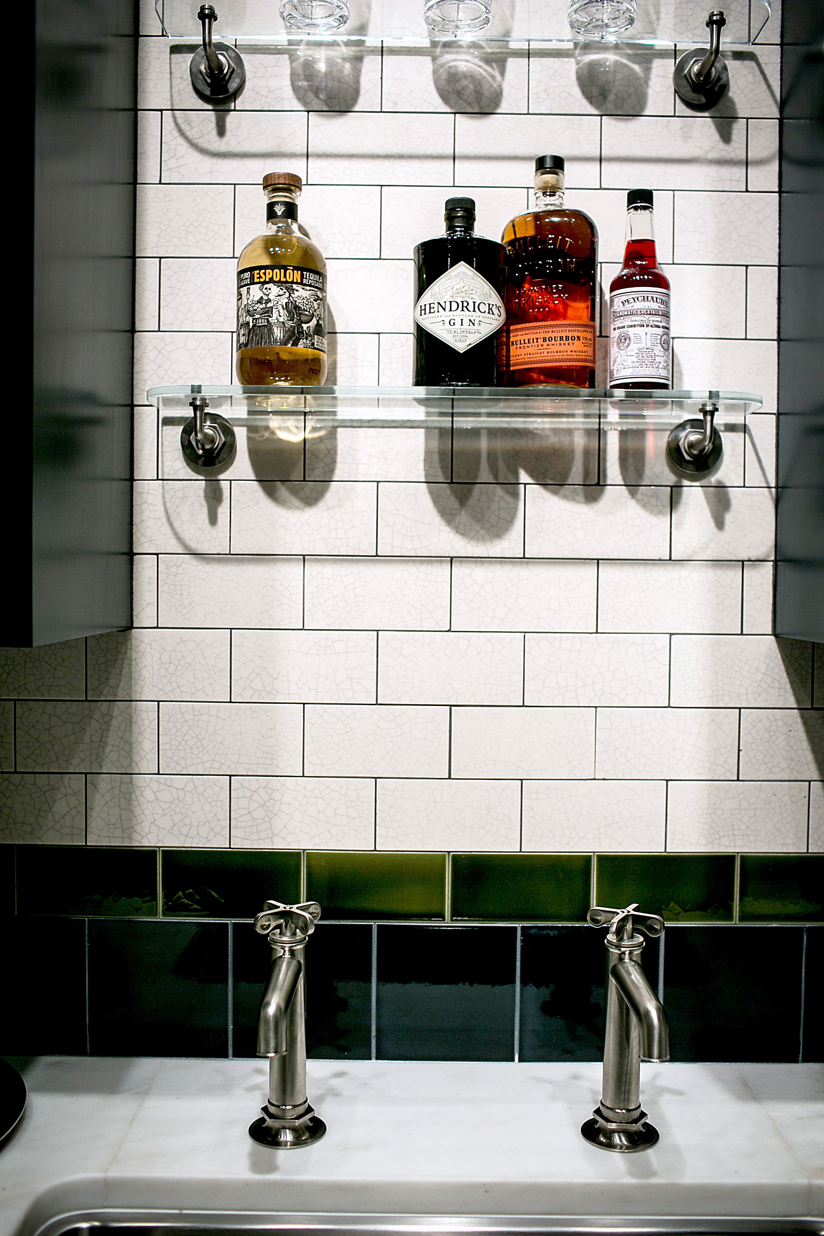 Henry Bar Faucet In Chicago Showroom Waterworks Kitchen Bar Faucets Waterworks