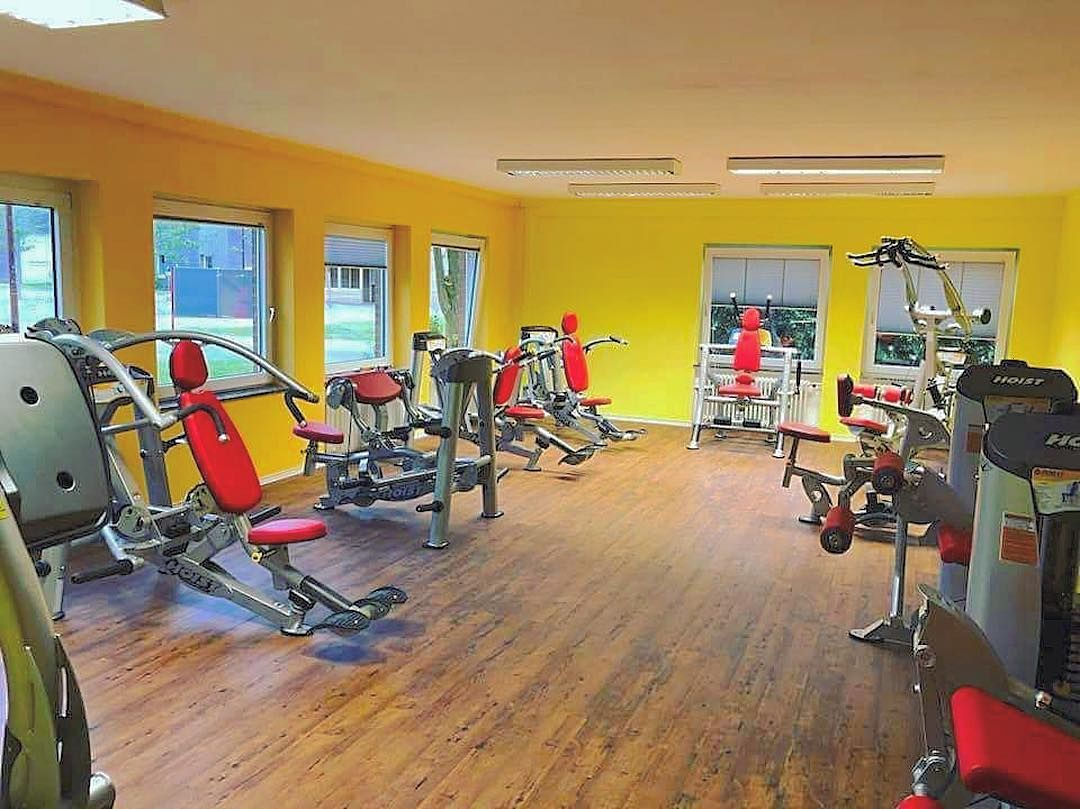 Just You And A Room Full Of Hoist Fitness Roc It Equipment Equipment Pictured Here Fitnessinsel Gronau In Gronau Germany Thanks For The Tag Melany L