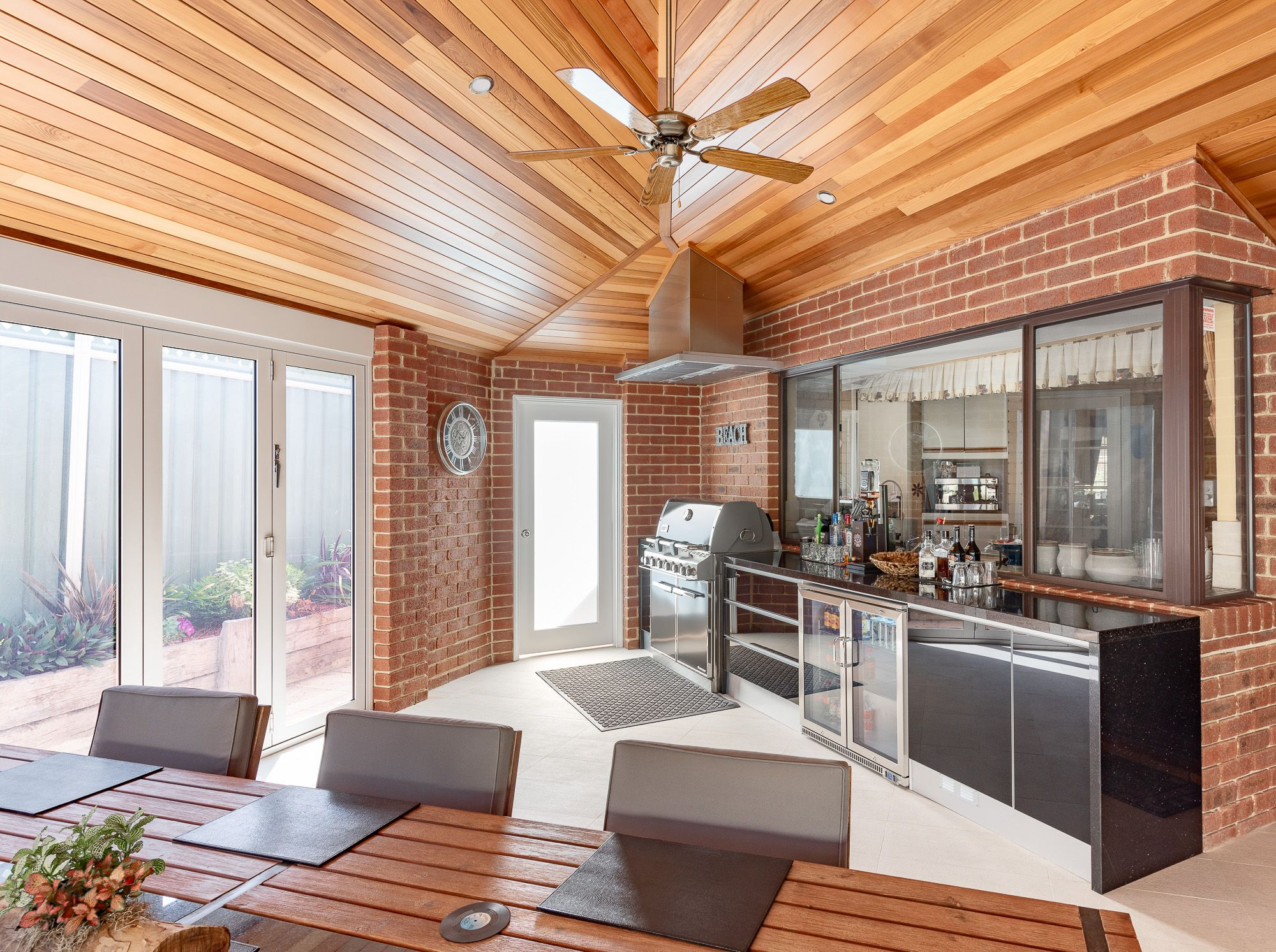 Perth's Outdoor Alfresco Kitchen specialists, with