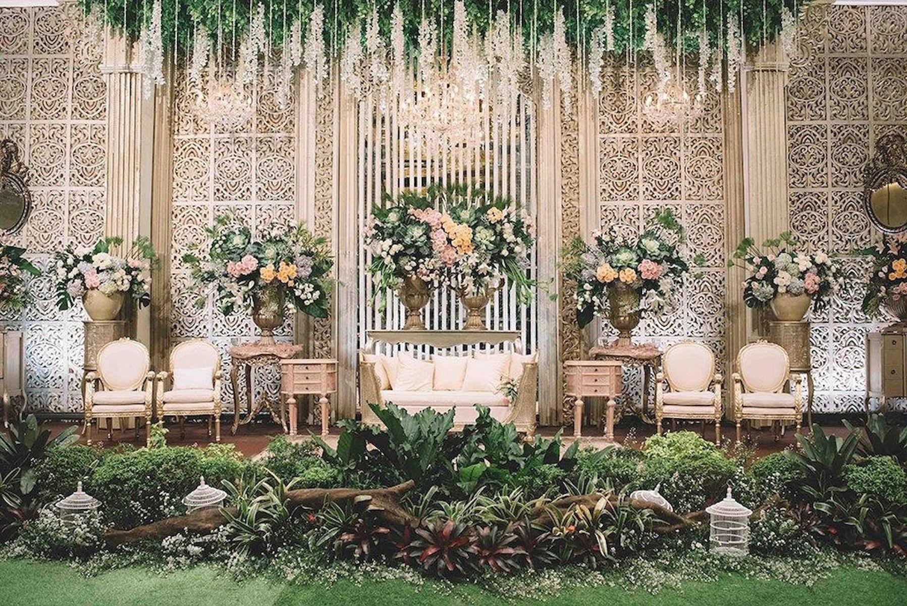 CountryWeddings di 2020 Pernikahan, Tempat pernikahan