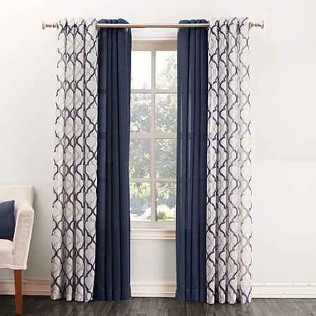 Creating Layered Window Treatments