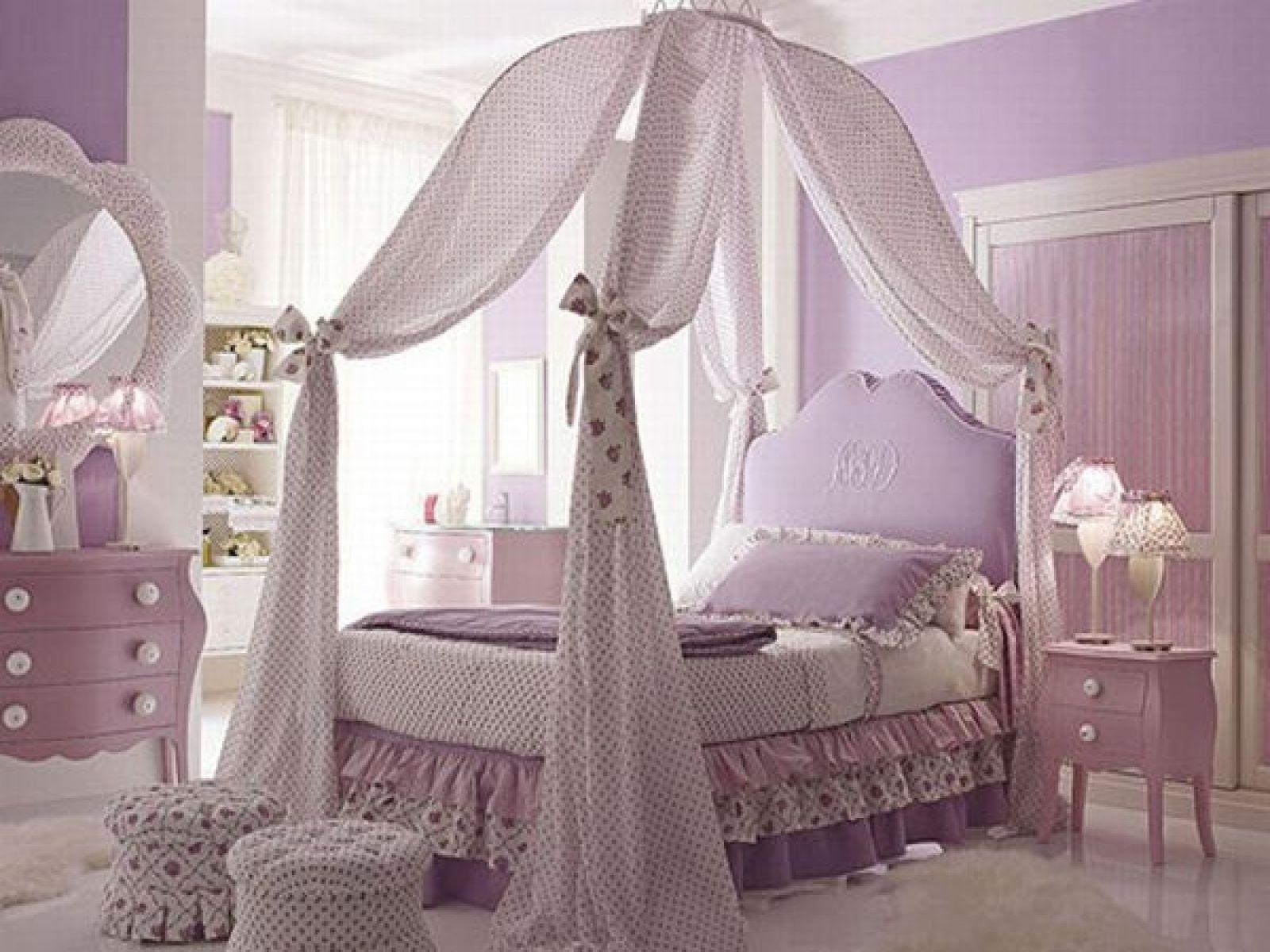 Kinder Purple Schlafzimmer Ideen Baby Mädchen Schlafzimmer