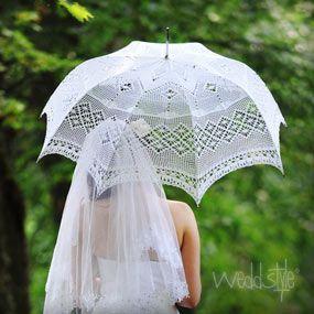 Brautschirm für die Braut mieten #weddstyle | ♡ VINTAGE ...