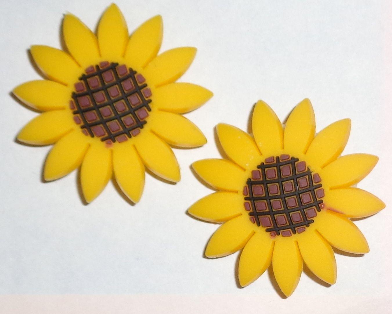 de6d8959f315f Flowers & Hats Shoe Charms Shoe Buttons Clog Croc Accessories Shoe ...
