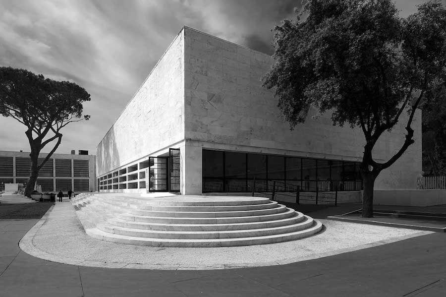 Accademia di scherma aka casa delle armi al foro italico for Casa design roma