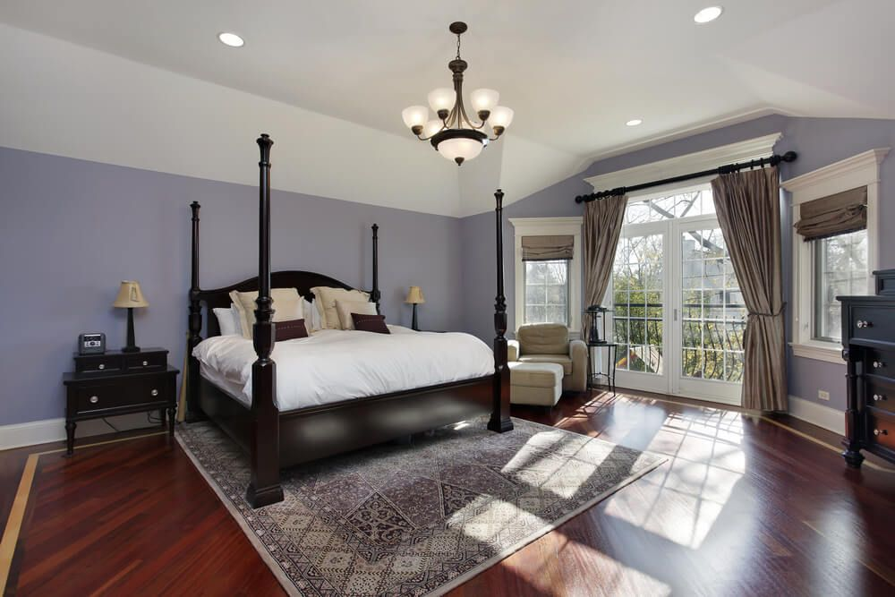 32 Bedroom Flooring Ideas Wood Floors Master Bedroom Interior