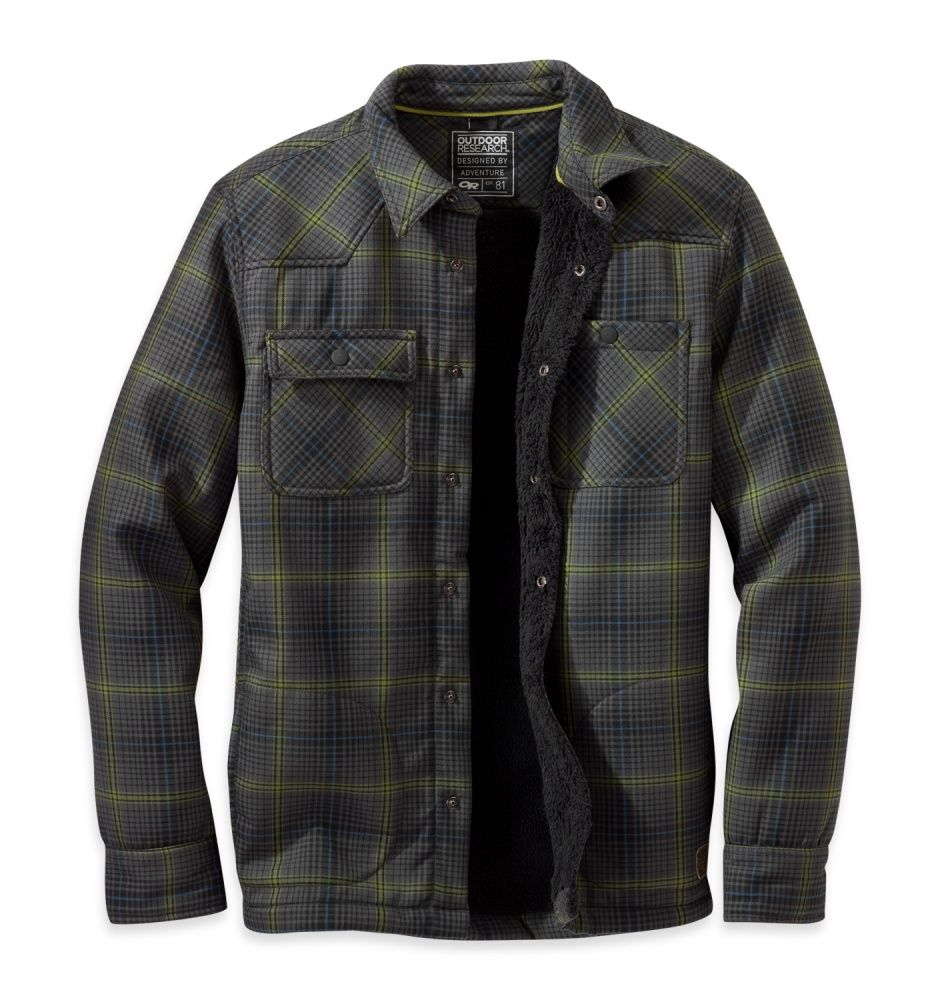 Men's Sherman Jacket™   Outdoor Research   Designed By Adventure   Outdoor  Clothing & Gear