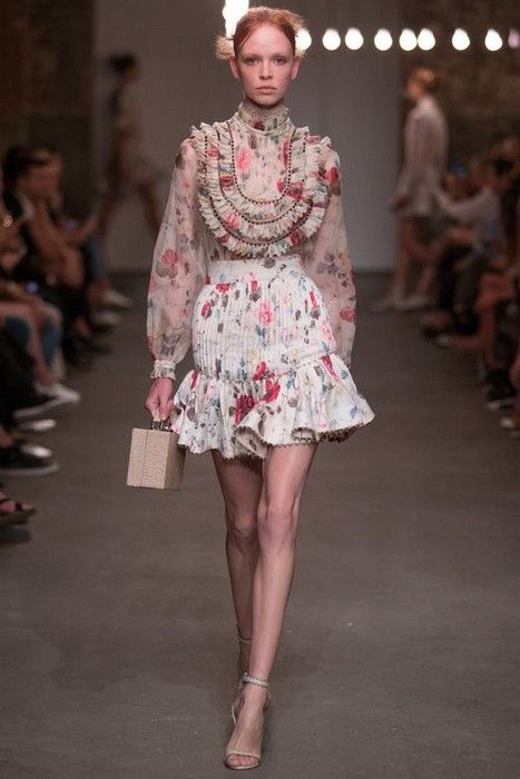 20 Looks with Fashion Designer Zimmermann glamhere.com Zimmermann Spring 2016 Ready-to-Wear Collection