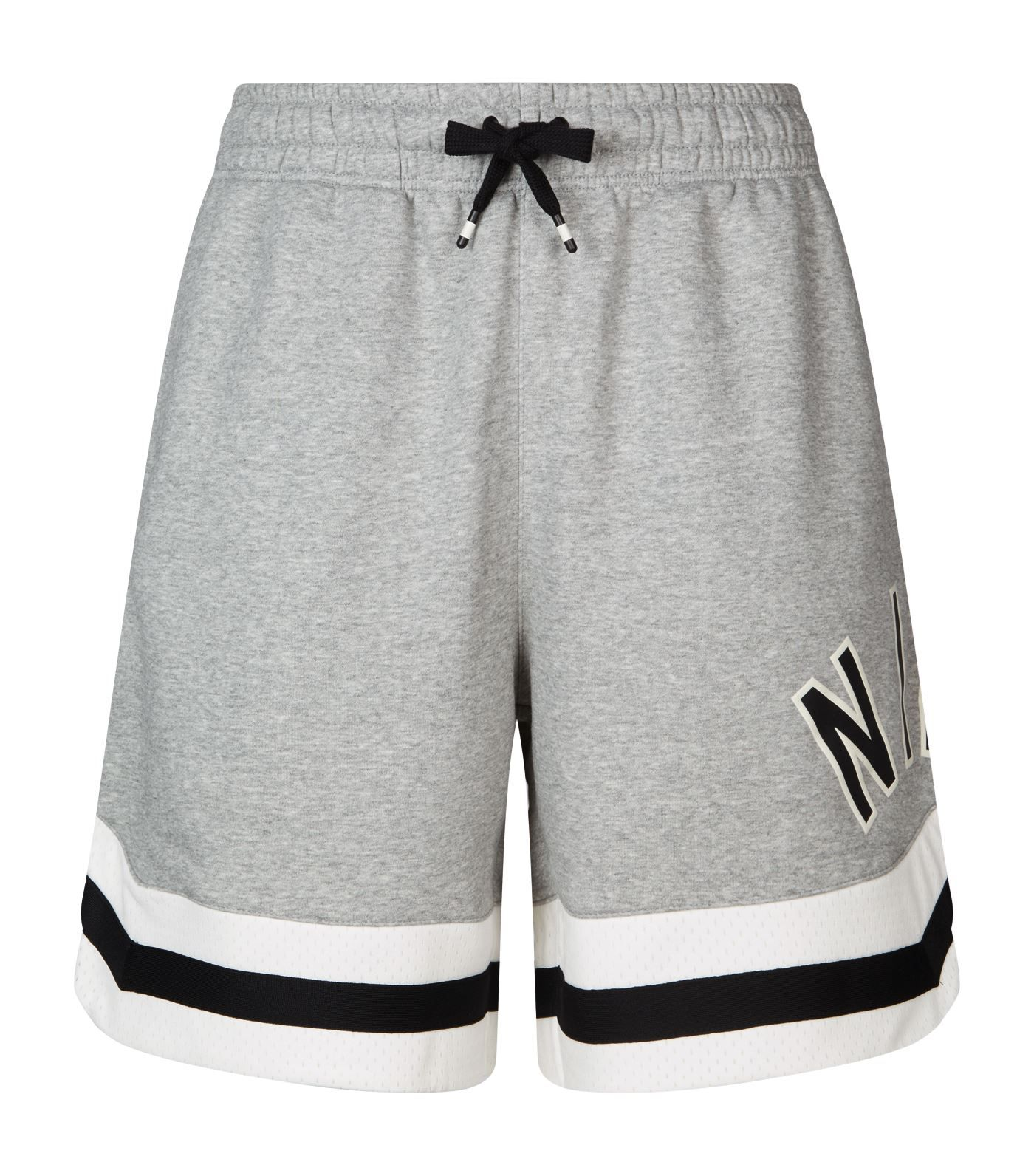 Nike Air Fleece Shorts In Grey Modesens Fleece Shorts Nike Fleece Shorts