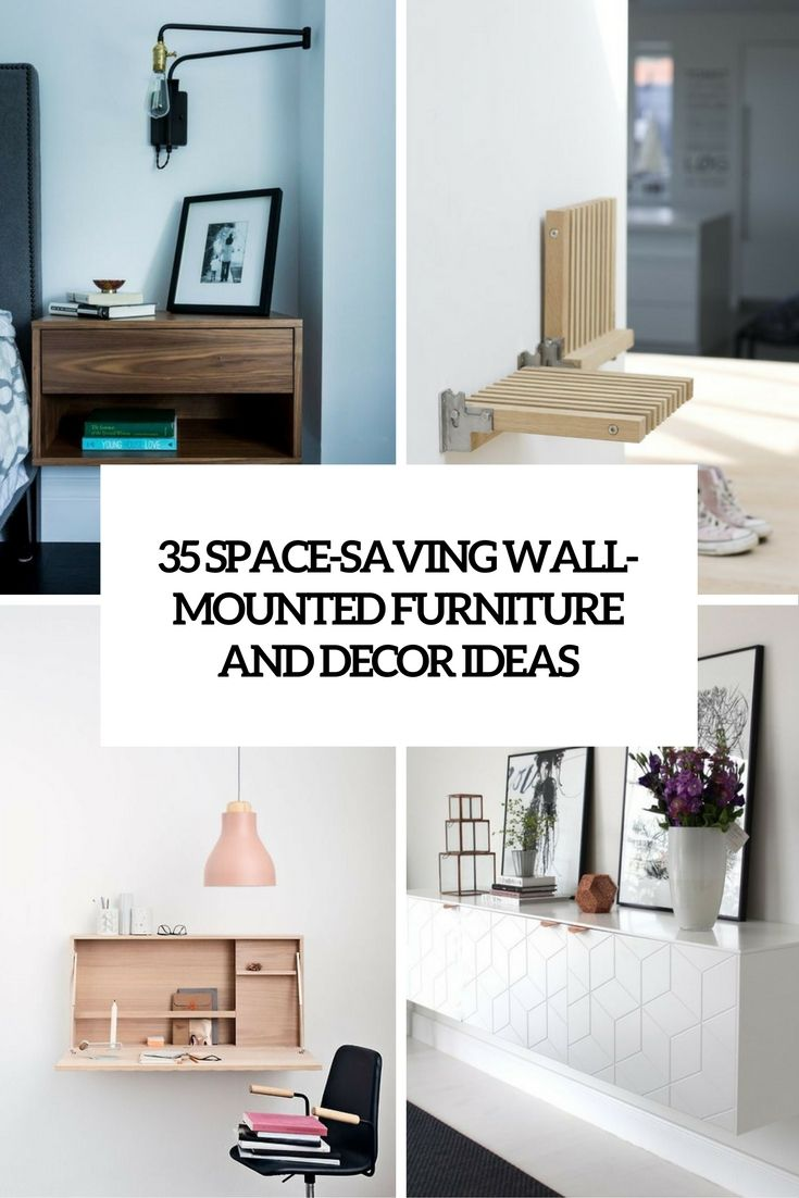 Wall Mounted Desks For Small Spaces 21 Best Wall Mounted Desk Designs For Small Homes Best Wall